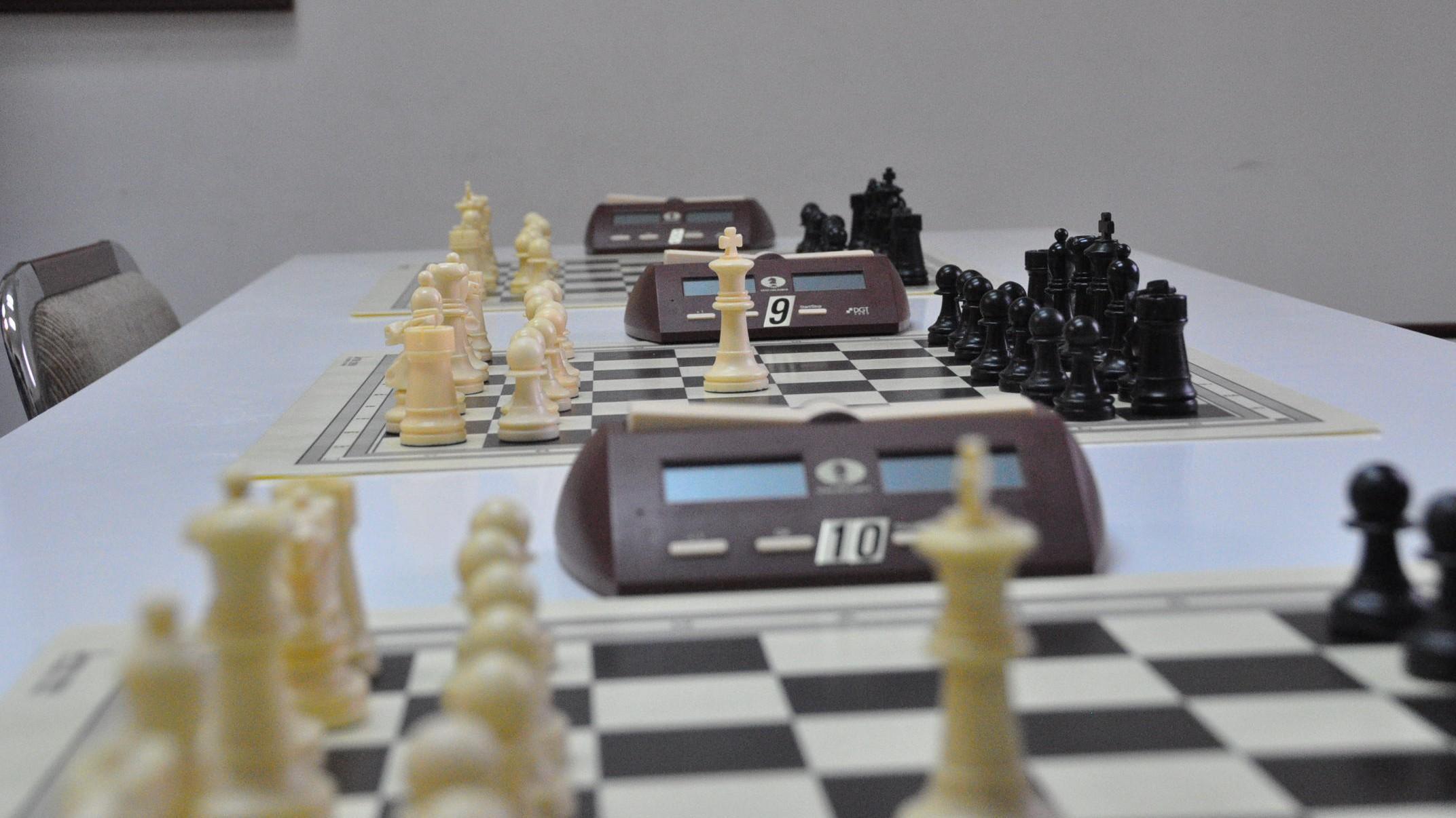 Torneig Internacional d'Escacs de Sant Pere 2018