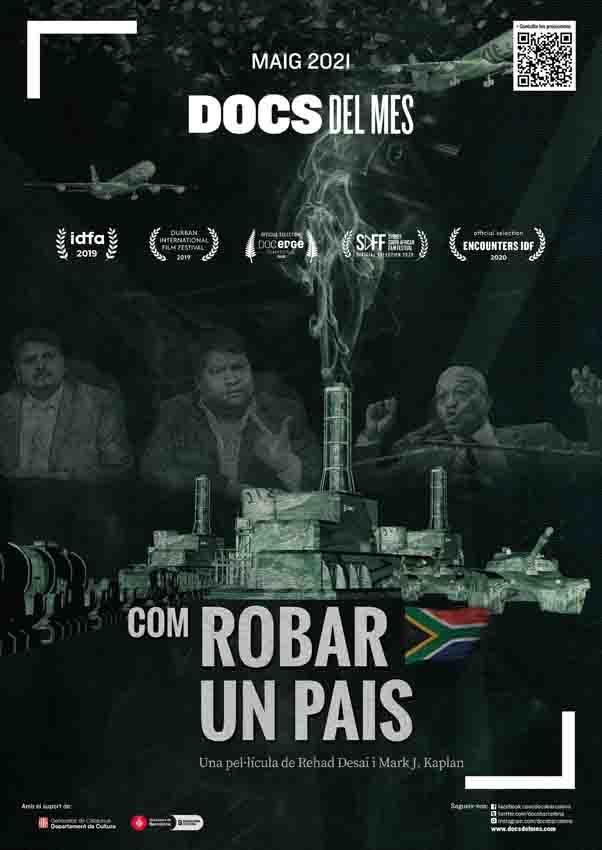 DIM21 Documental del mes. Com robar una paísE