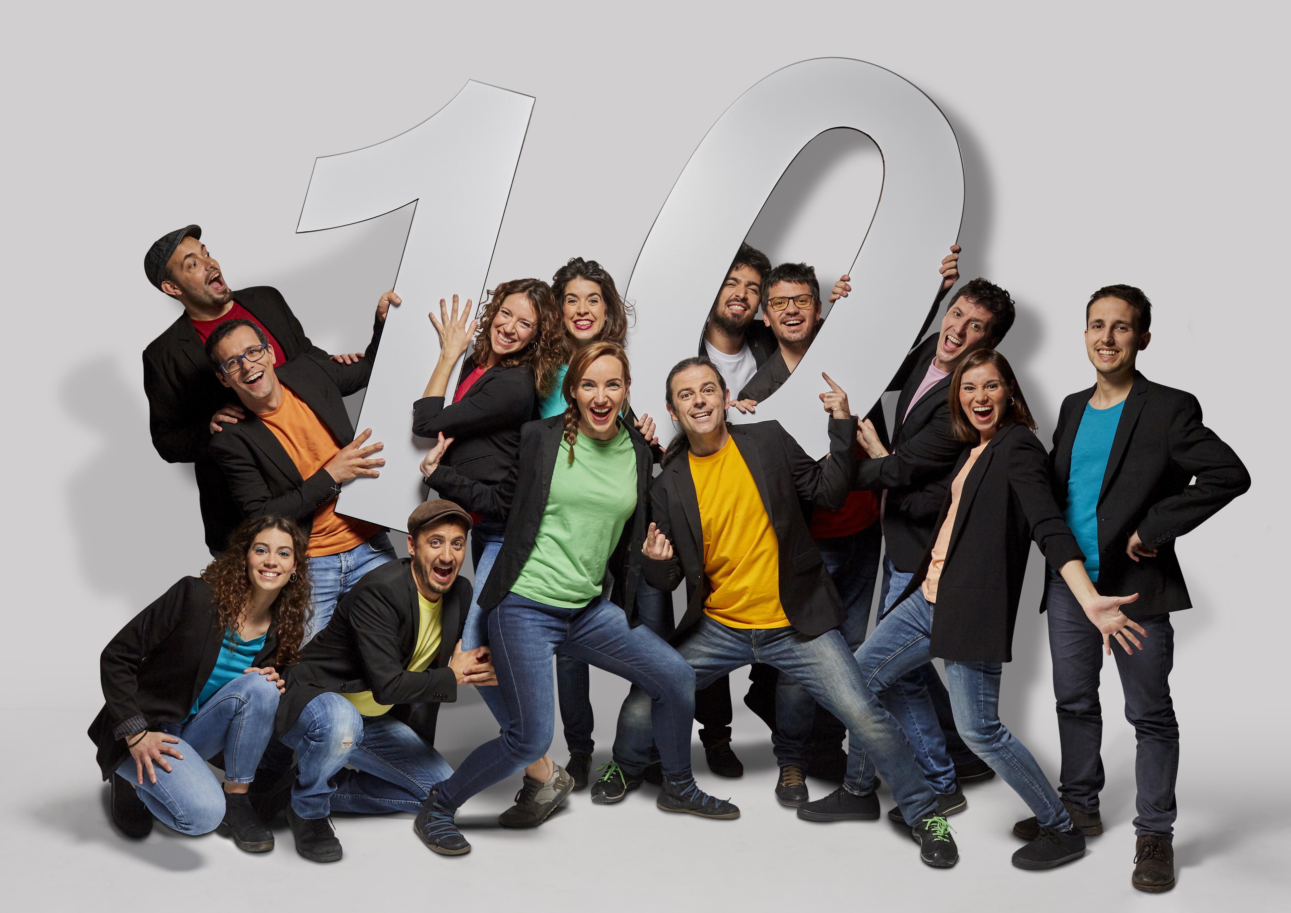10 anys amb El Pot PetitE