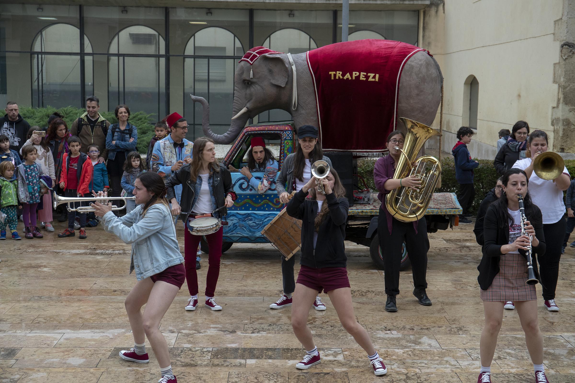 Trapezi 2019 · Itinerant