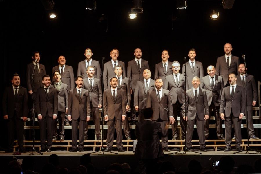 Concert del Cor Masculí de Barcelona