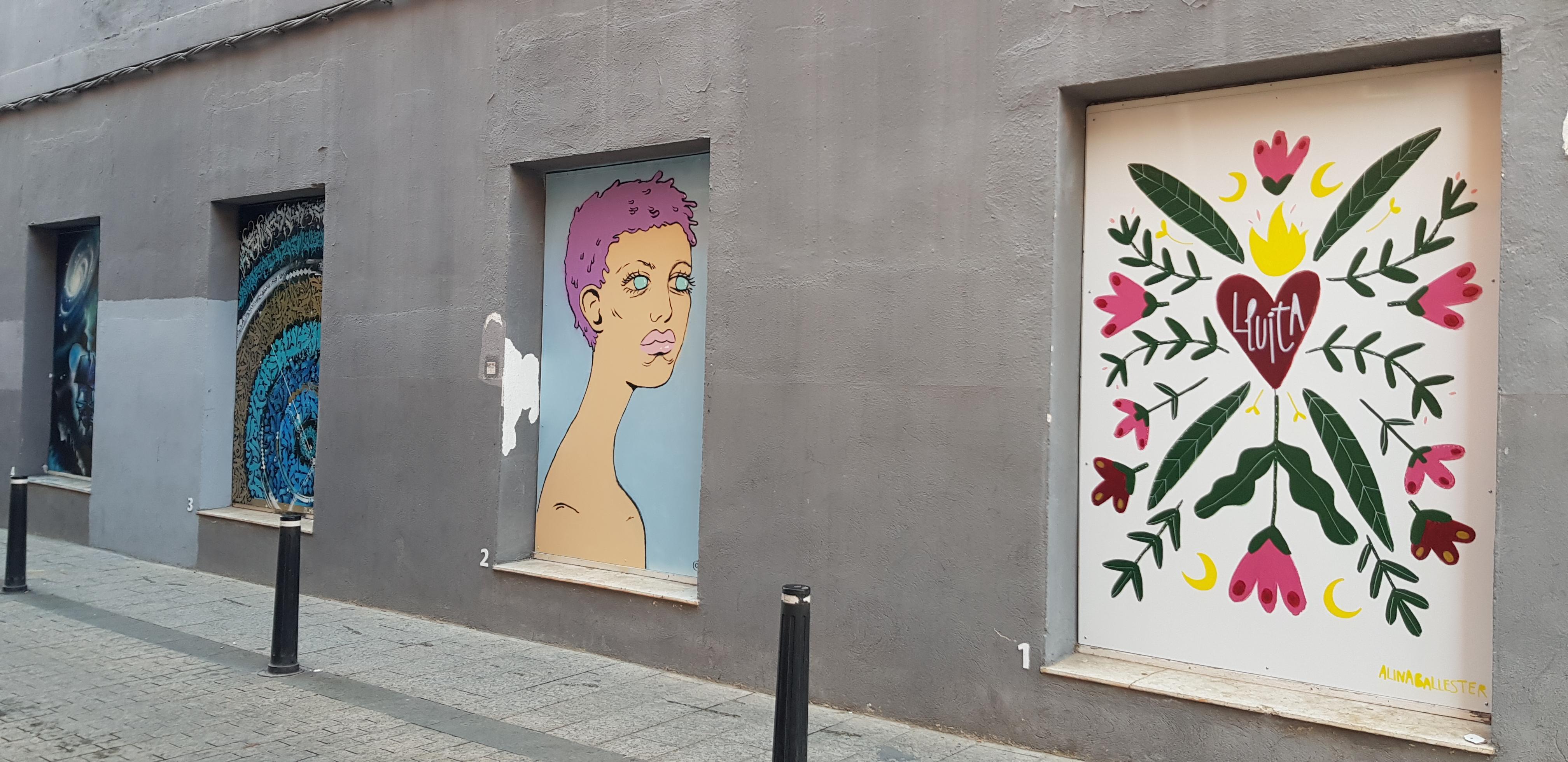 Street Gallery de Llambordes