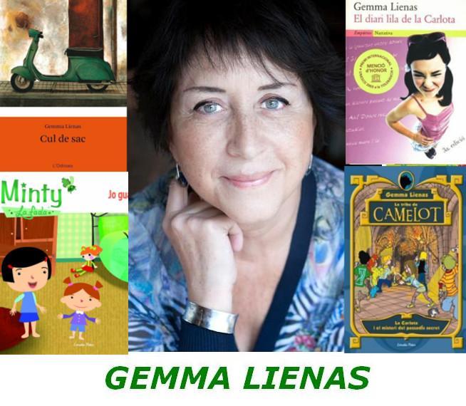 Cloenda dels clubs de Lectura infantils: Trobada amb l'escriptora Gemma Lienas
