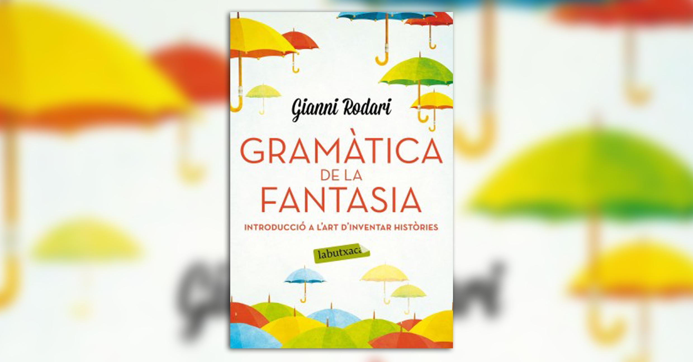 """ANY RODARI. """"Els secrets de la Gramàtica de la fantasia"""" a càrrec de Jordi Folck, comissari de l'Any Rodari."""