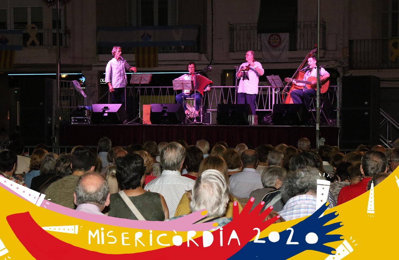 Misericòrdia 2020: cantada d'havaneres amb els grups locals Balandra, Sopa de Peix, Les Veus de Reus i Sons del Mar