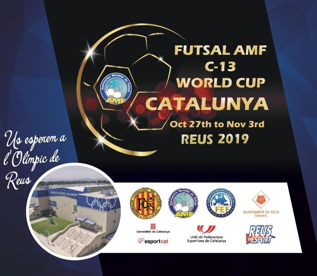 Campionat del Món de Futbol Sala C13