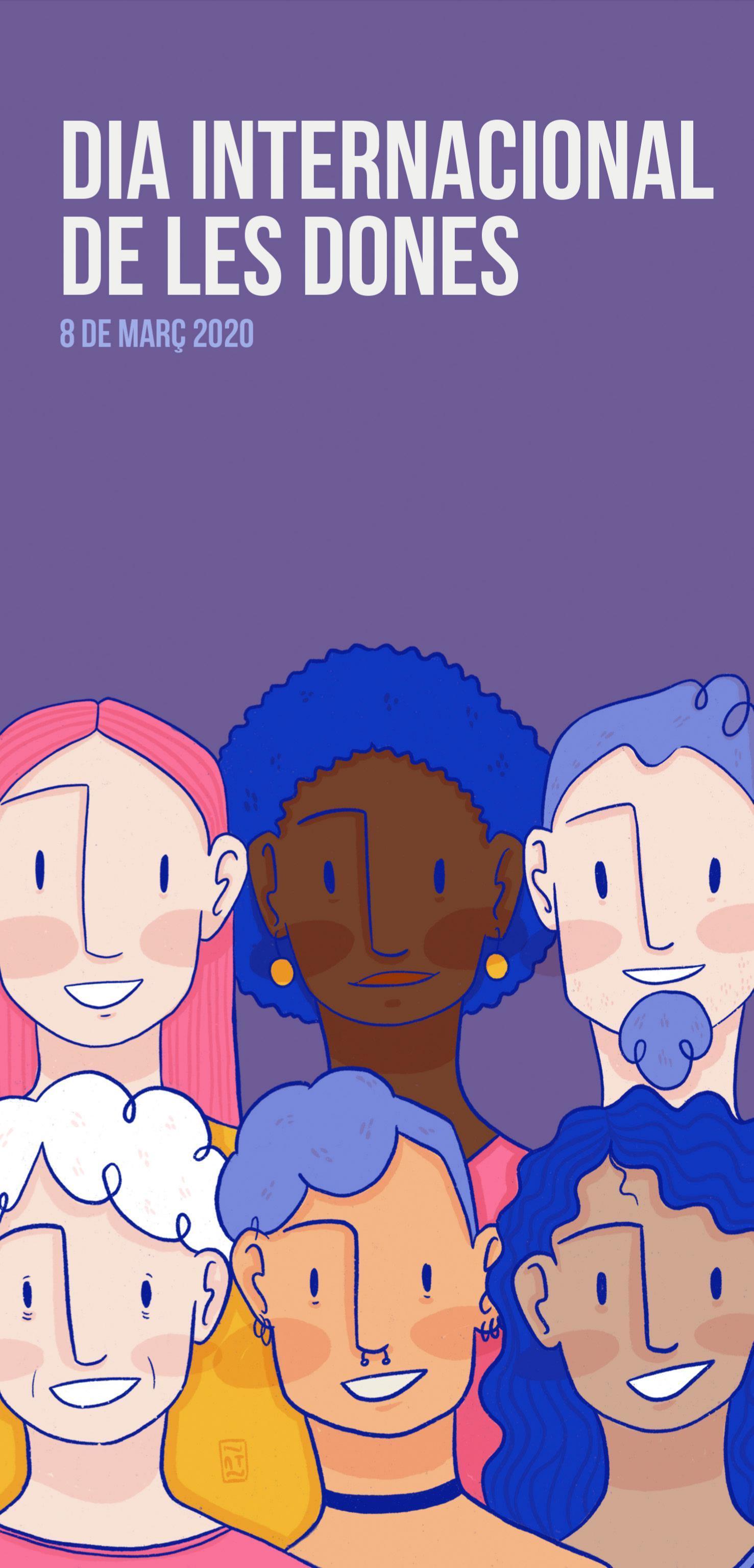 Dia Internacional de les DonesE