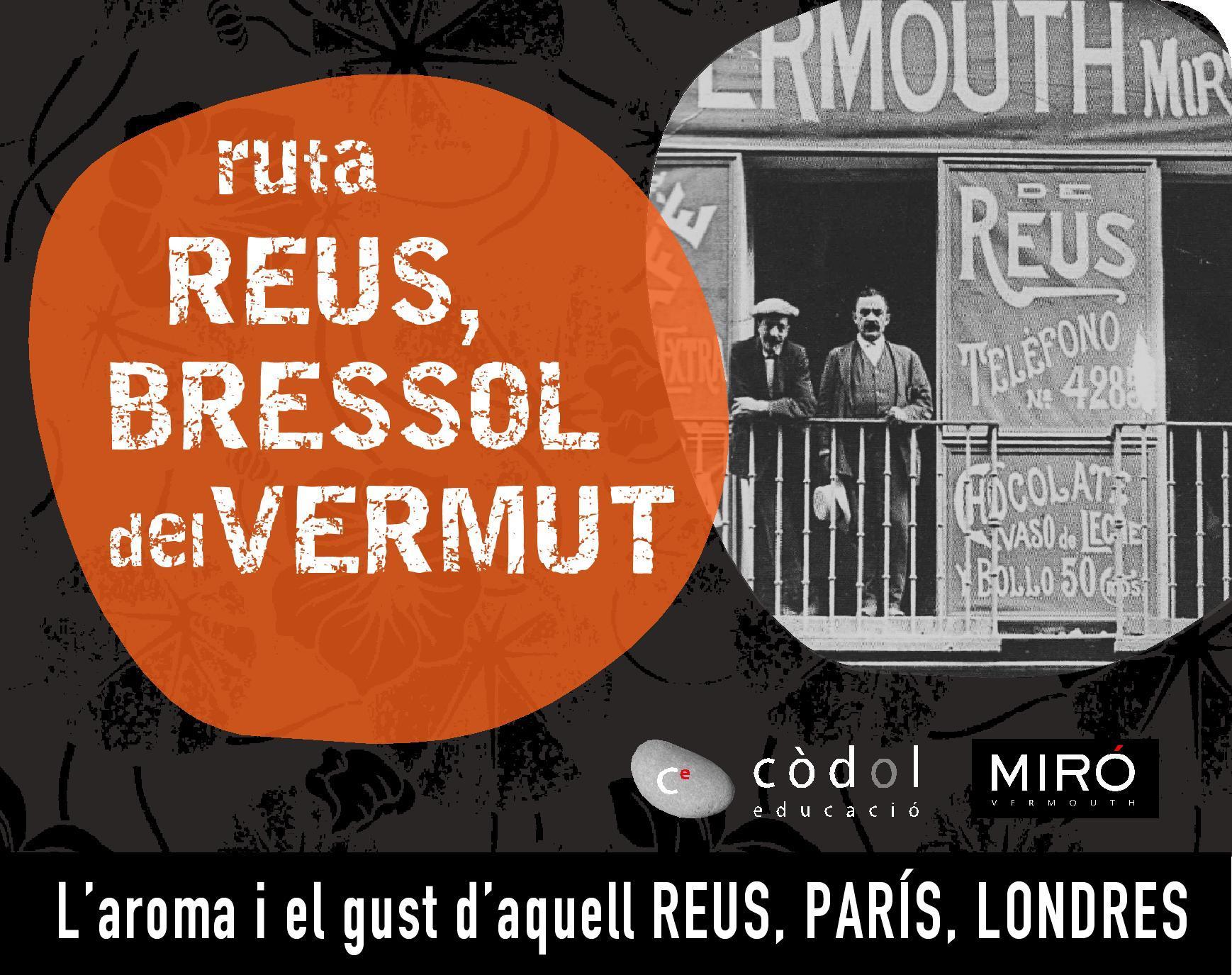 Ruta del Vermut de Reus: visita guiada