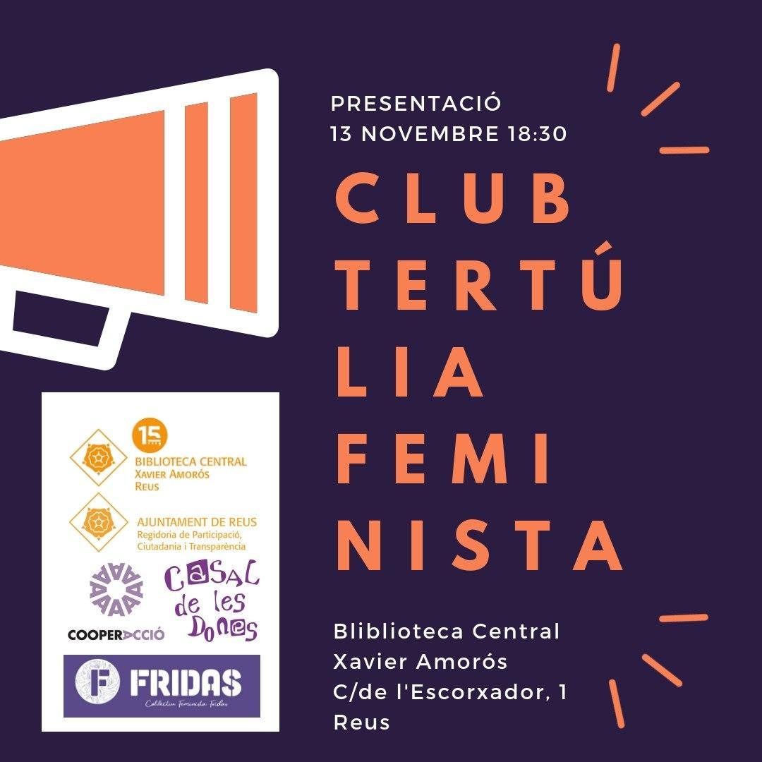 Club de tertúlia feminista