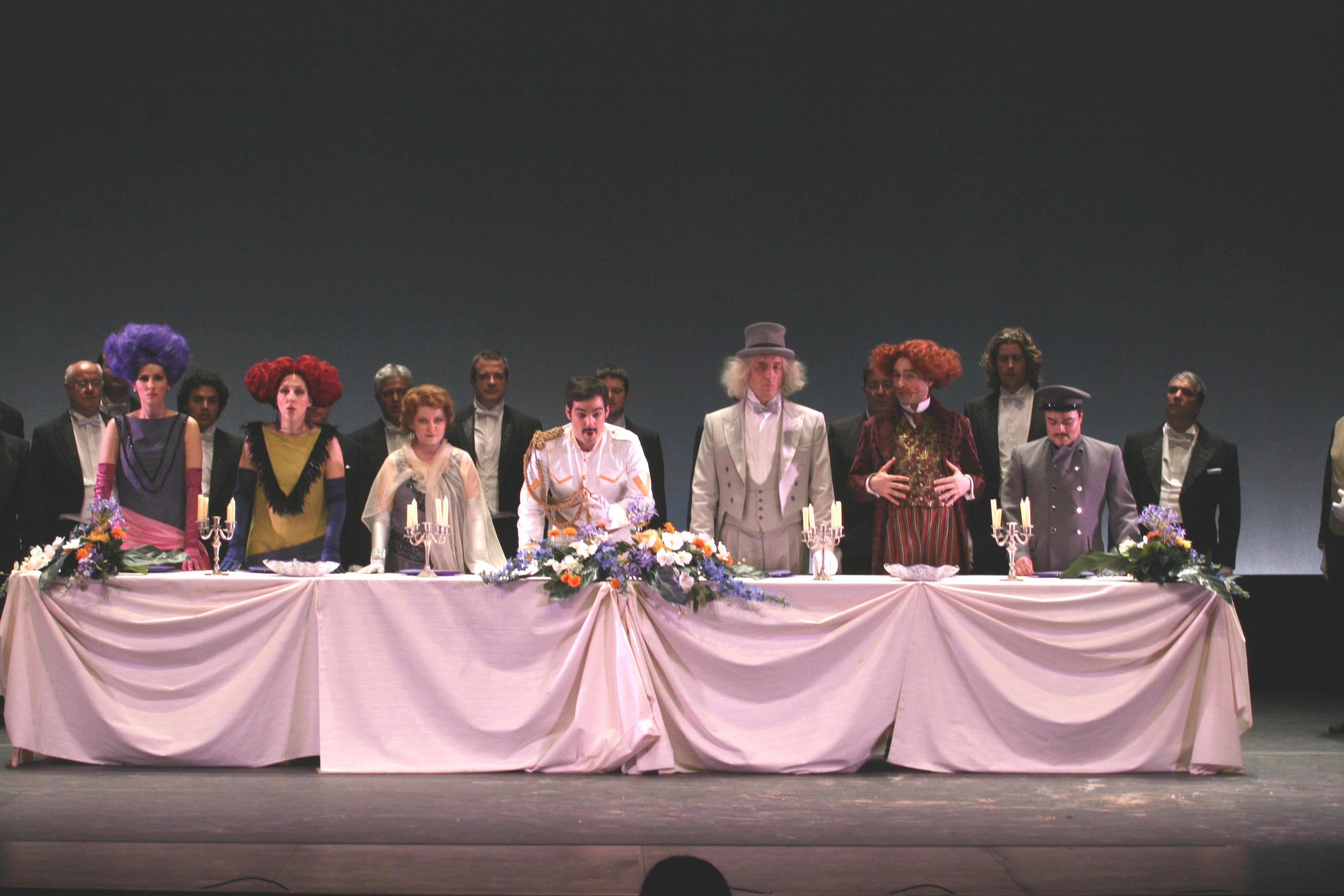 La Cenerentola - La Ventafocs de G. Rossini
