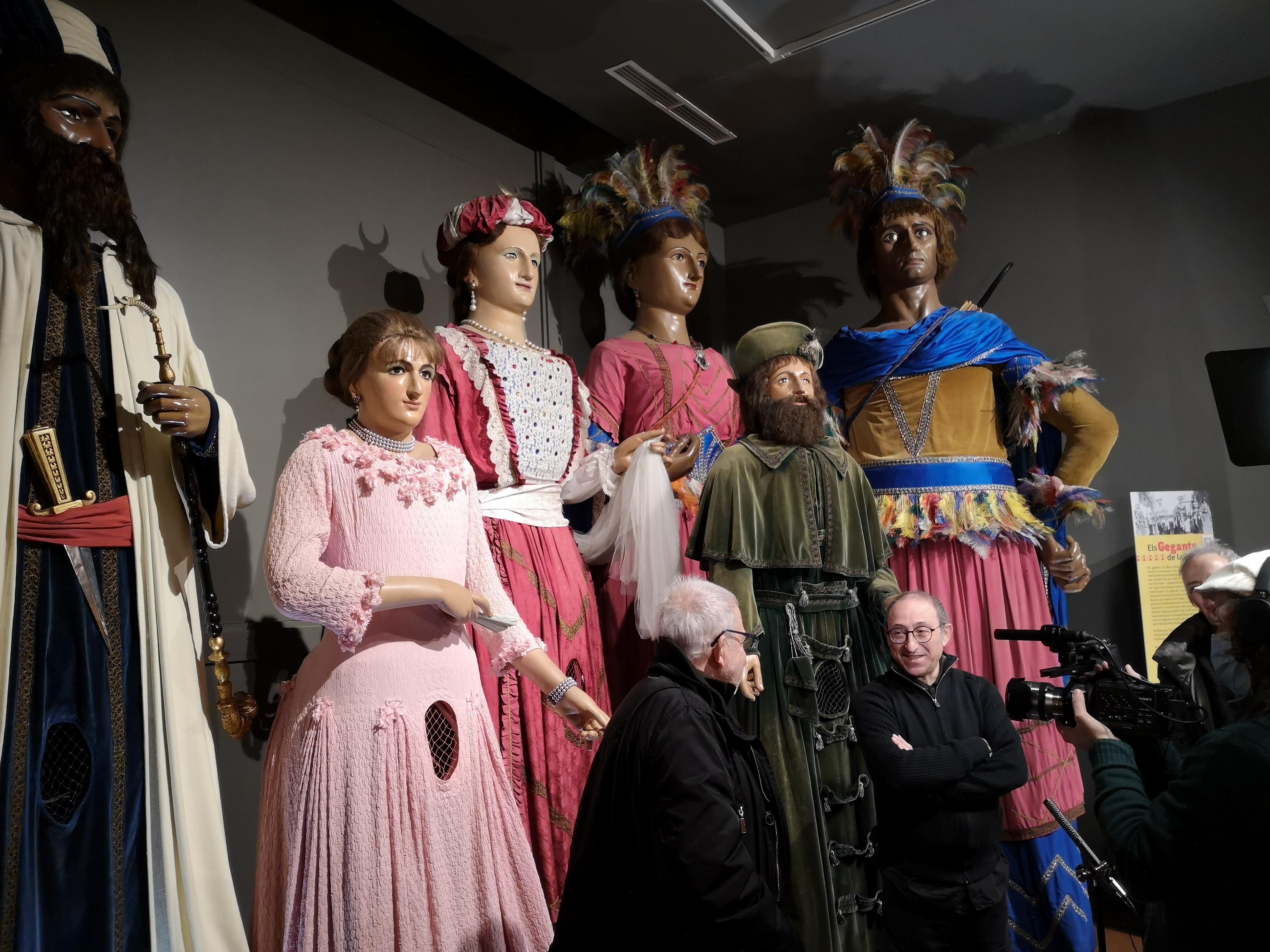 Sant Pere 2021: Preestrena del documental sobre el Banquet Gegant d'Antoni Miralda