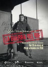 Visita guiada a l'exposició «Macià Ferrando Roca. Un reusenc a la guerra del Rif (1923-1924)»