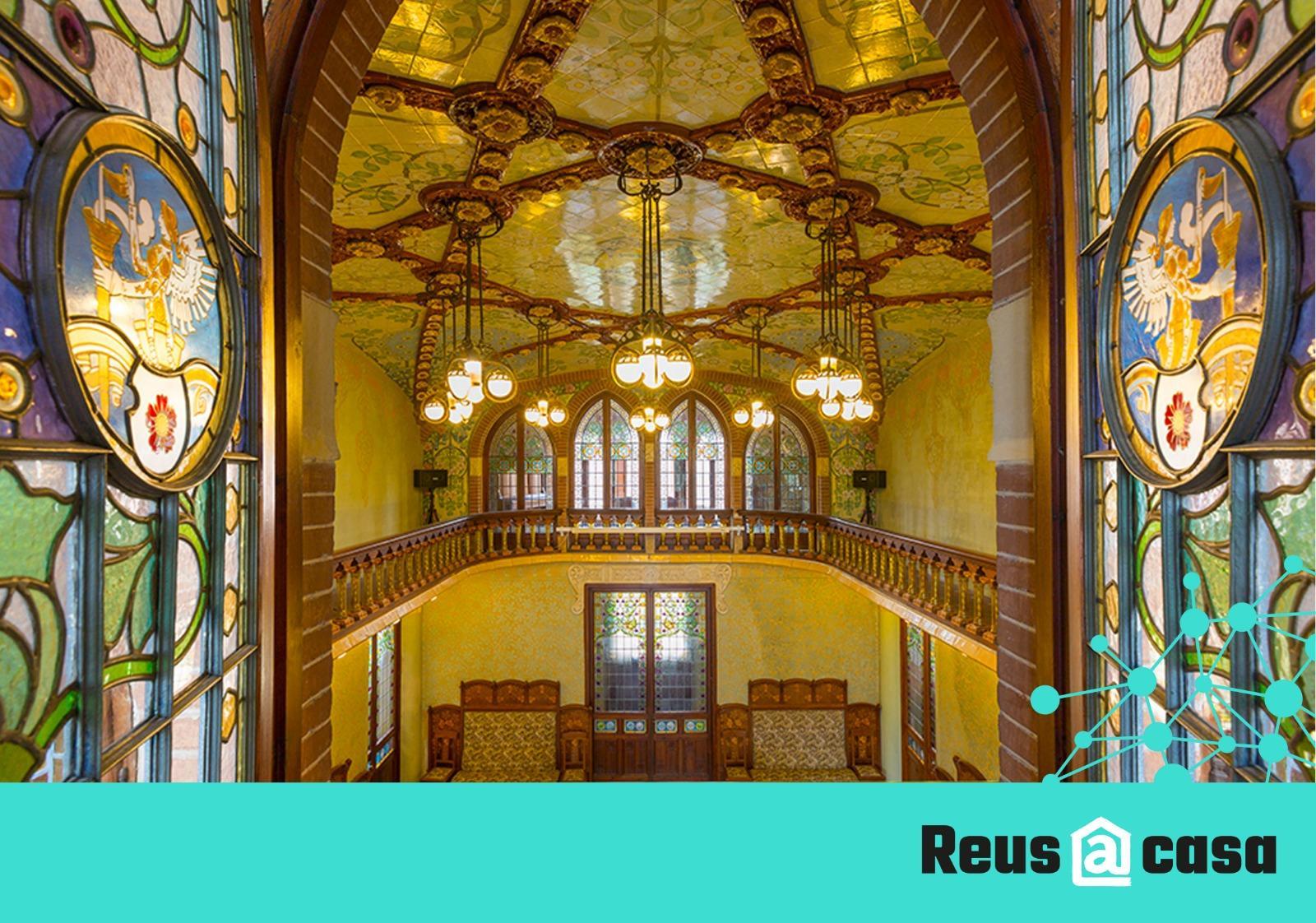 Finestra oberta a Reus: el Modernisme