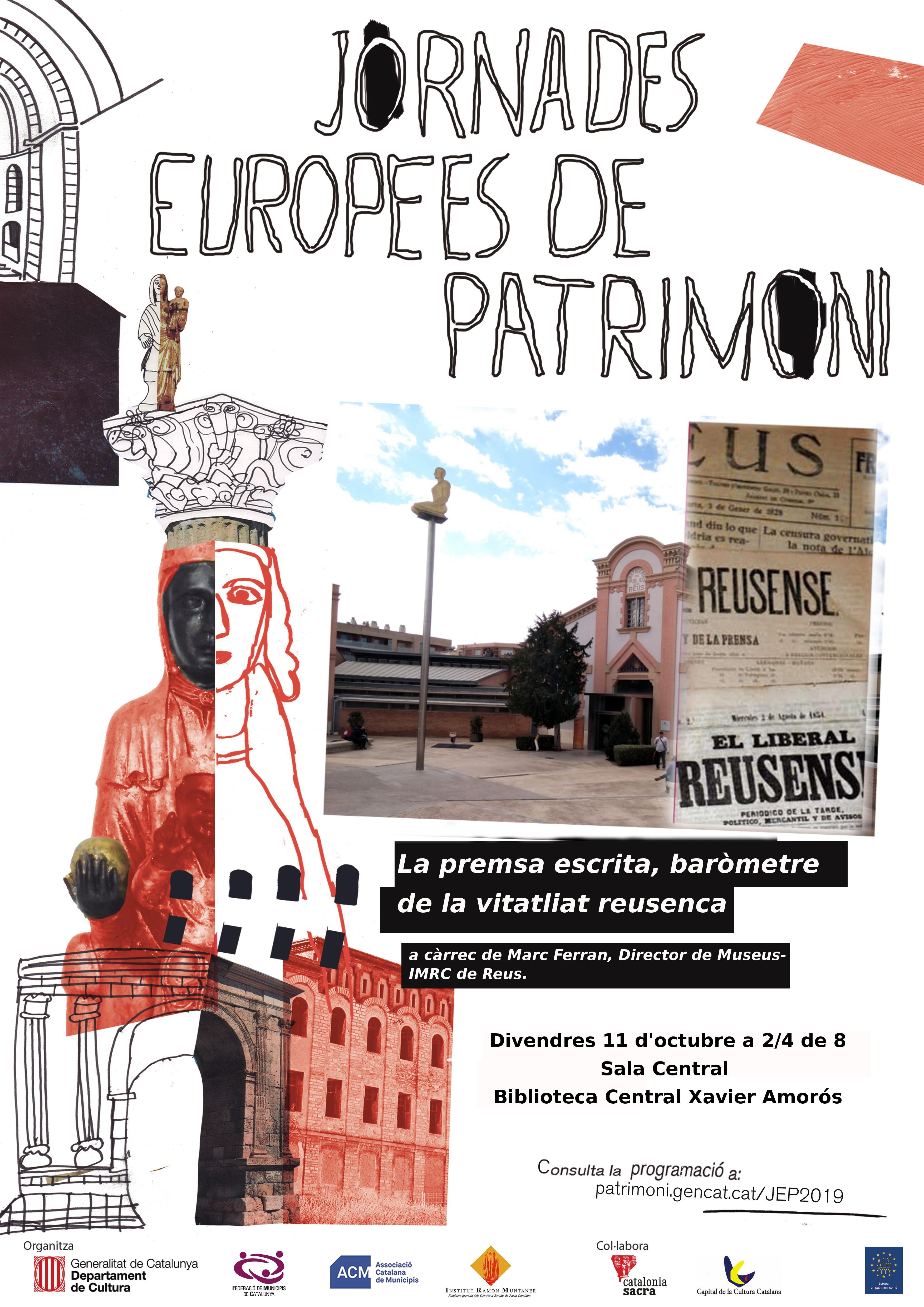 Jornades Europees de Patrimoni.