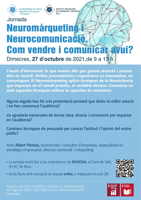 Neuromàrqueting i Neurocomunicació. Com vendre i comunicar avui?