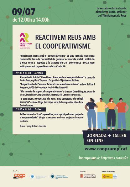 Reactivem Reus amb el cooperativisme