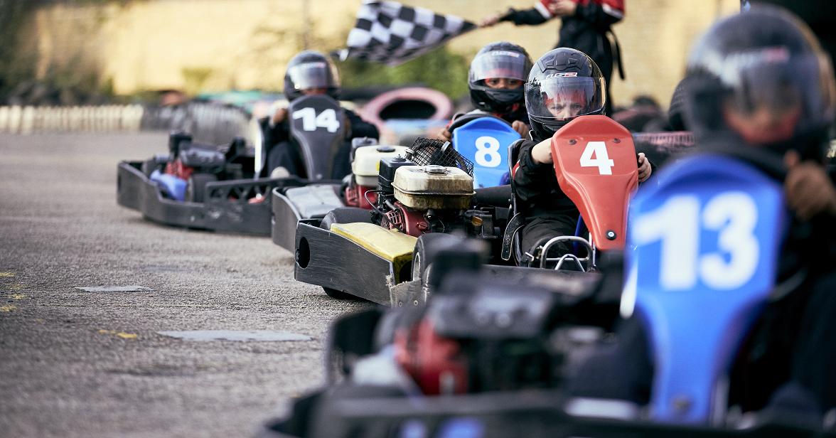 Sortida al karting