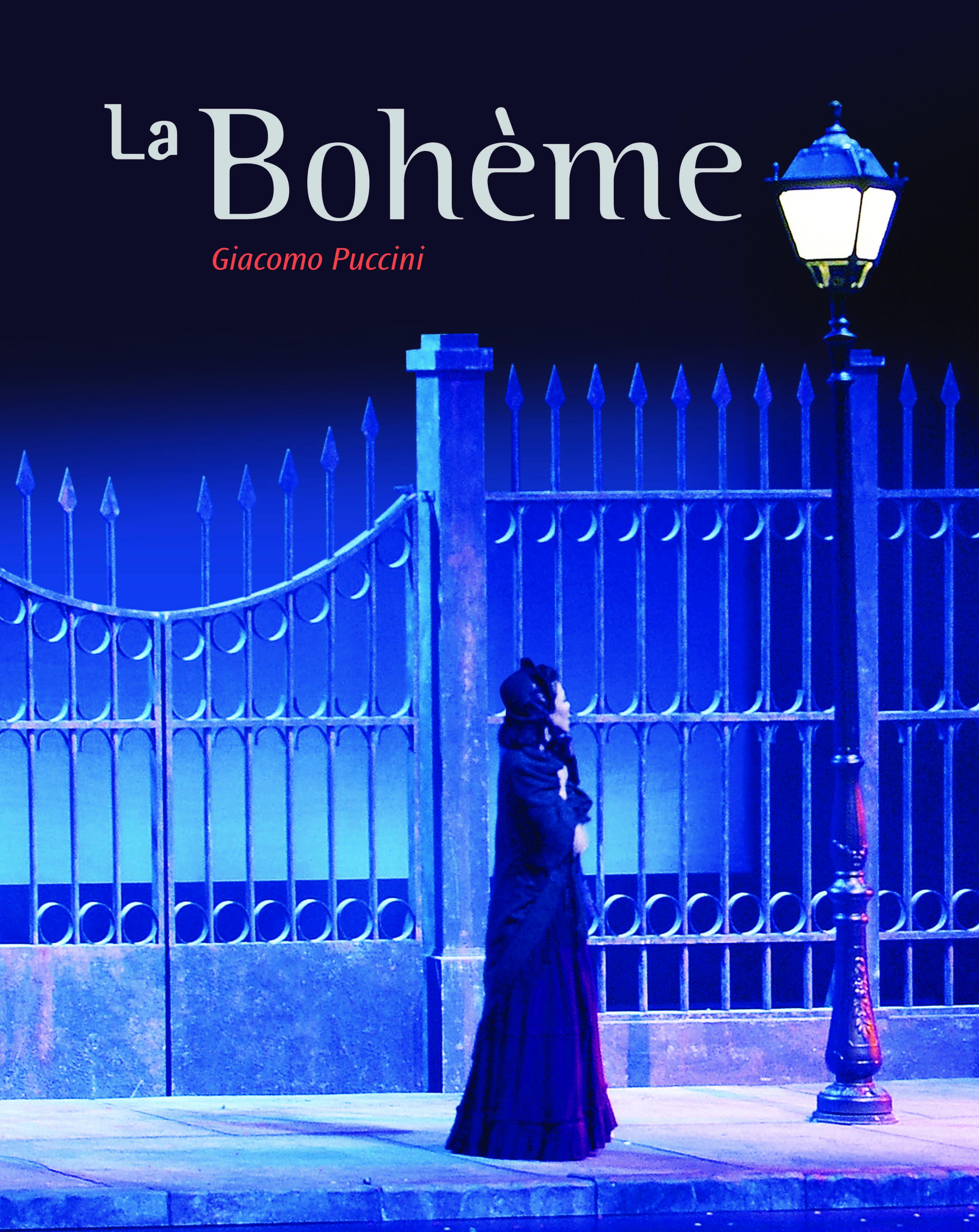 La BohèmeE