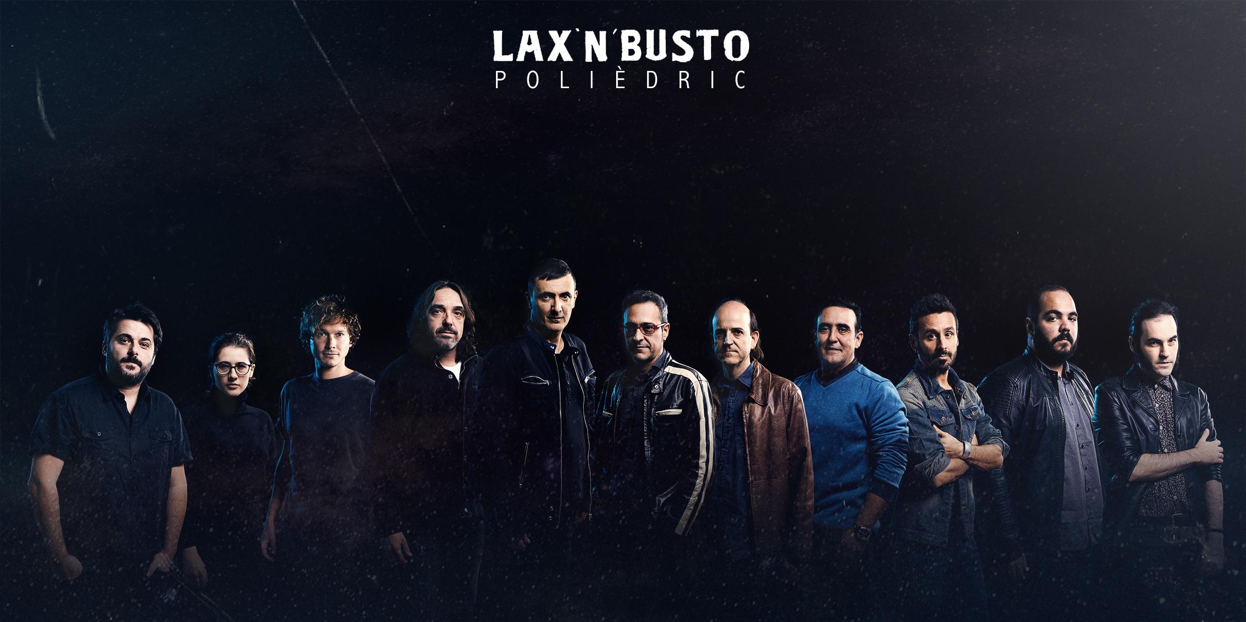 Lax'n'busto -SEGON CONCERT