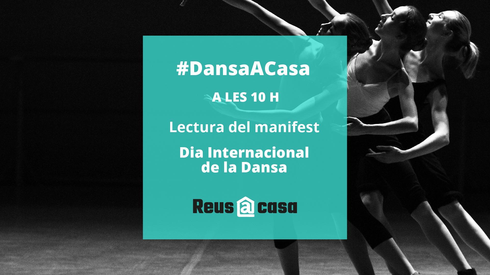 DansaACasa: Lectura del manifest