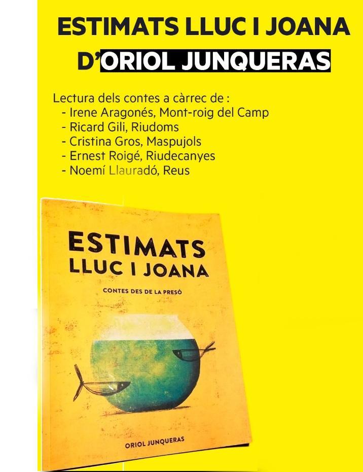 Contes del llibre d'Oriol Jonqueras