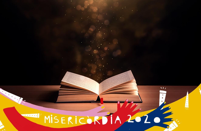 Misericòrdia 2020: espectacle de cloenda del Joc de Lectura de l'Estiu de les Biblioteques Municipals La col·lecció de gotes i altres contes