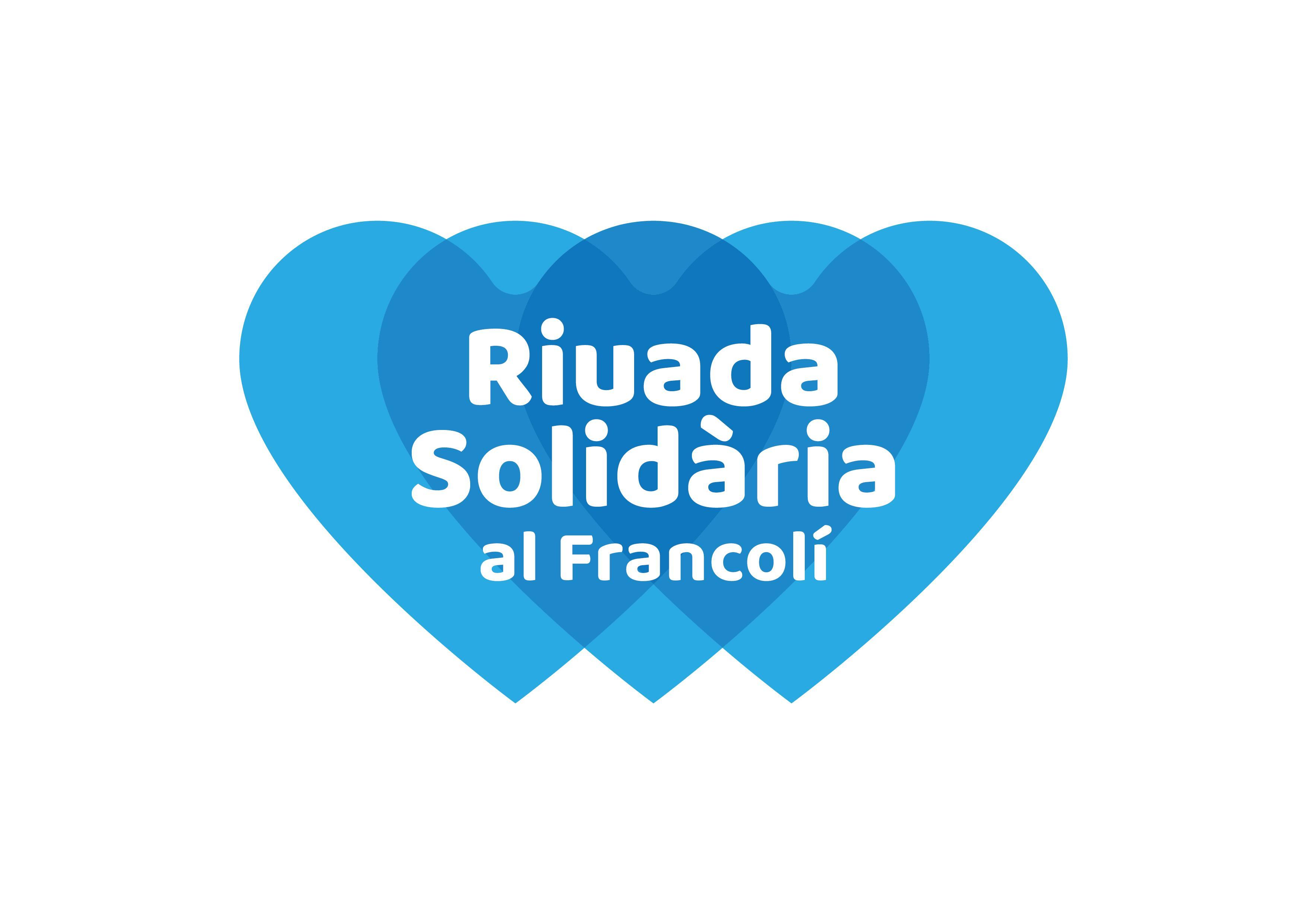 Mercat Solidari destinat a la plataforma Riuada Solidària al Francolí