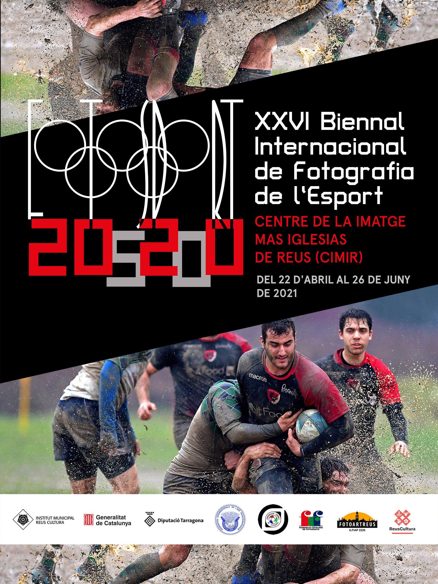 XXVI Biennal Internacional de Fotografia de l'Esport