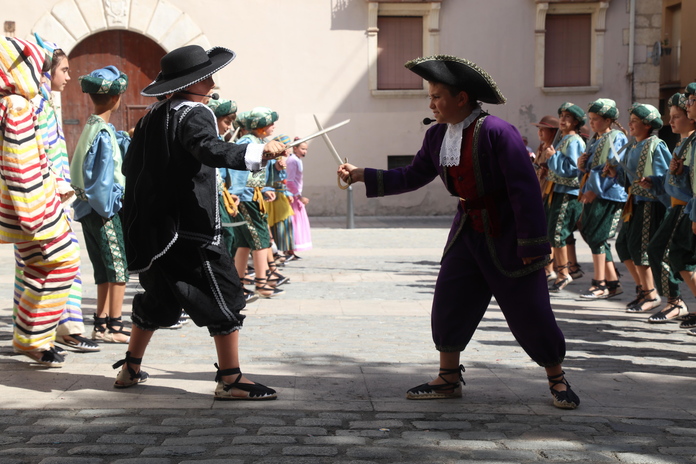 Sant Pere 2021: actuació completa del Ball de Marcos Vicente