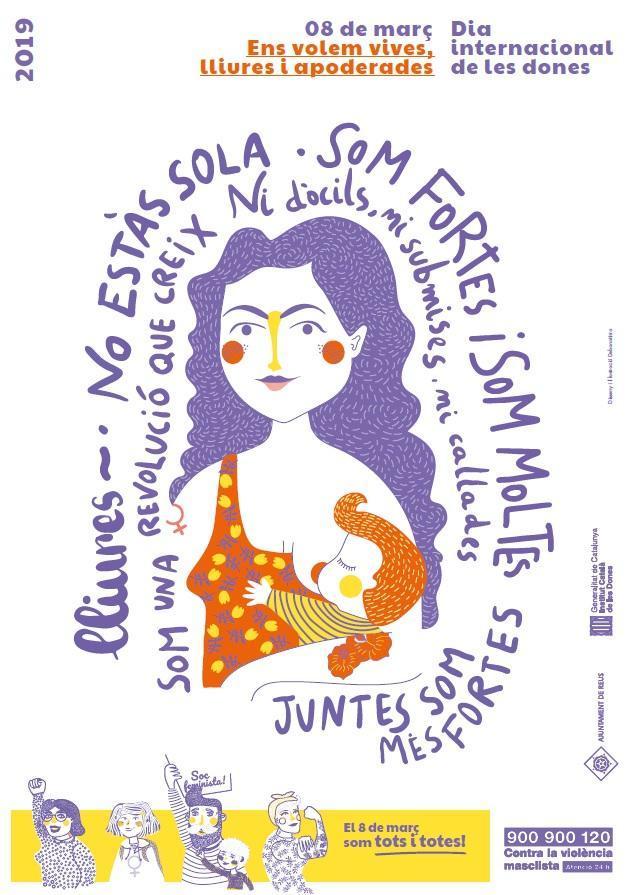 Presentació del llibre «Mujeres migradas»