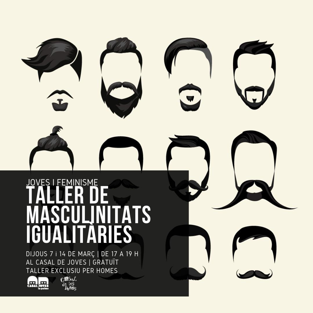Taller de masculinitats igualitàries