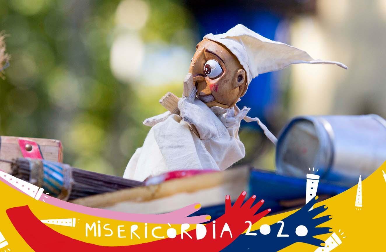 Misericòrdia 2020: espectacle de titelles DaltAbaix, de la Cia. Matito