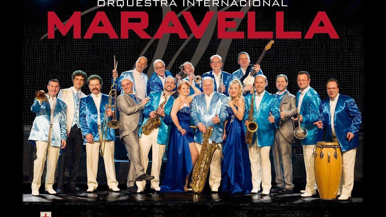 Concert Orquestra Internacional Maravella