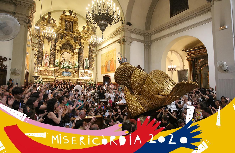 Misericòrdia 2020: solemne missa concelebrada