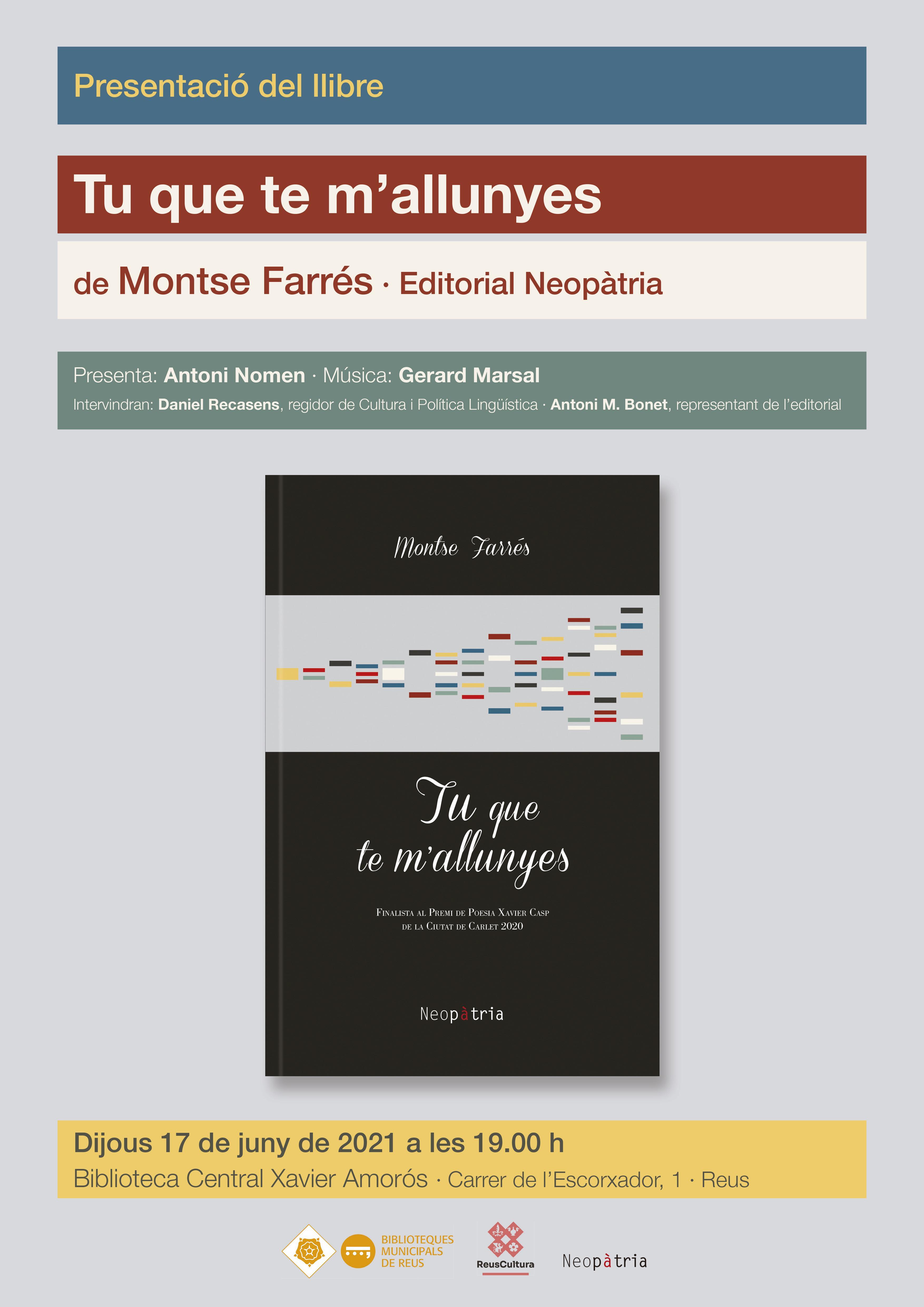 Presentació llibre