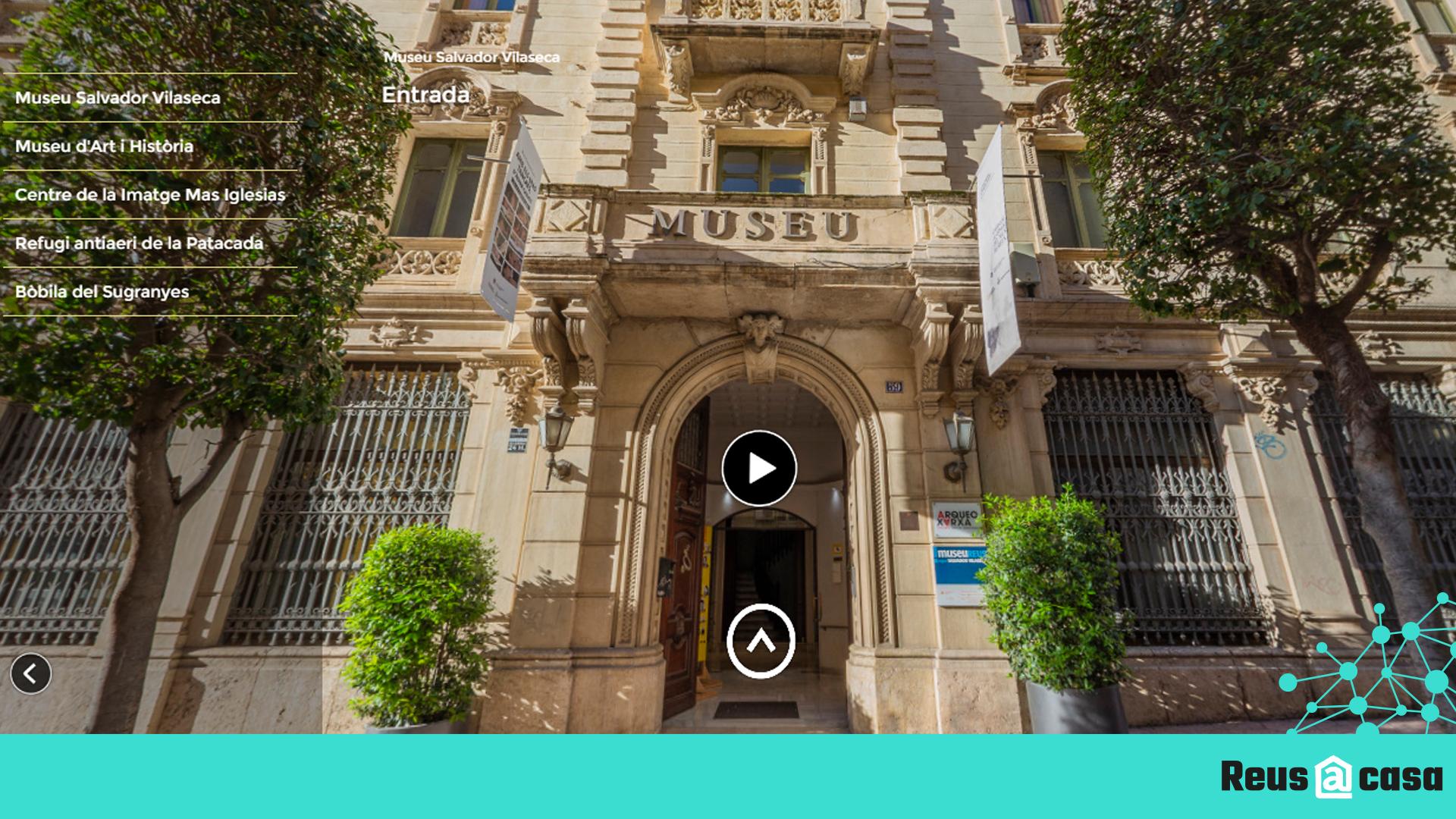 Museu de Reus: Tour Virtual 360º