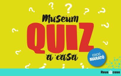Dia Internacional dels Museus: Museum Quiz A Casa