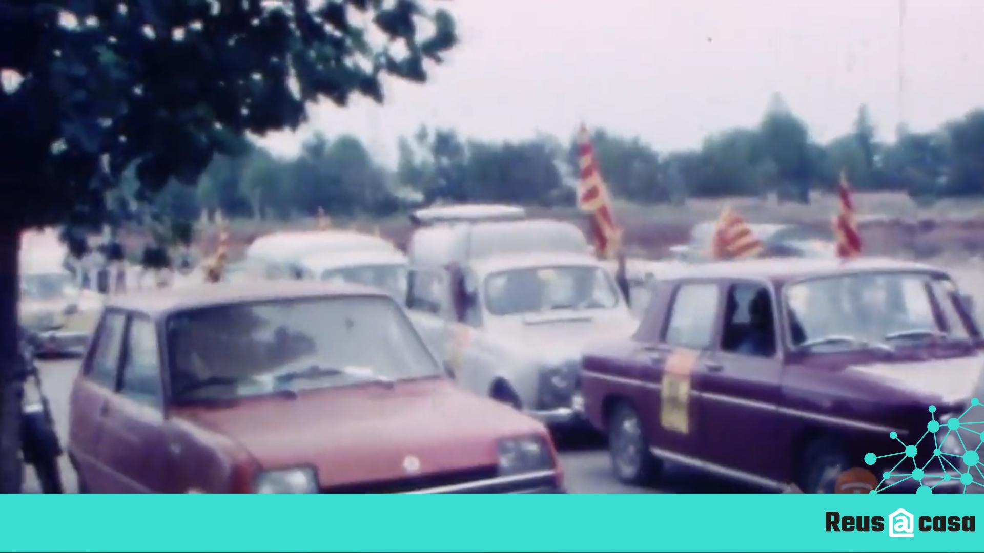 Reviure Reus: Diada Nacional de Catalunya de 1978