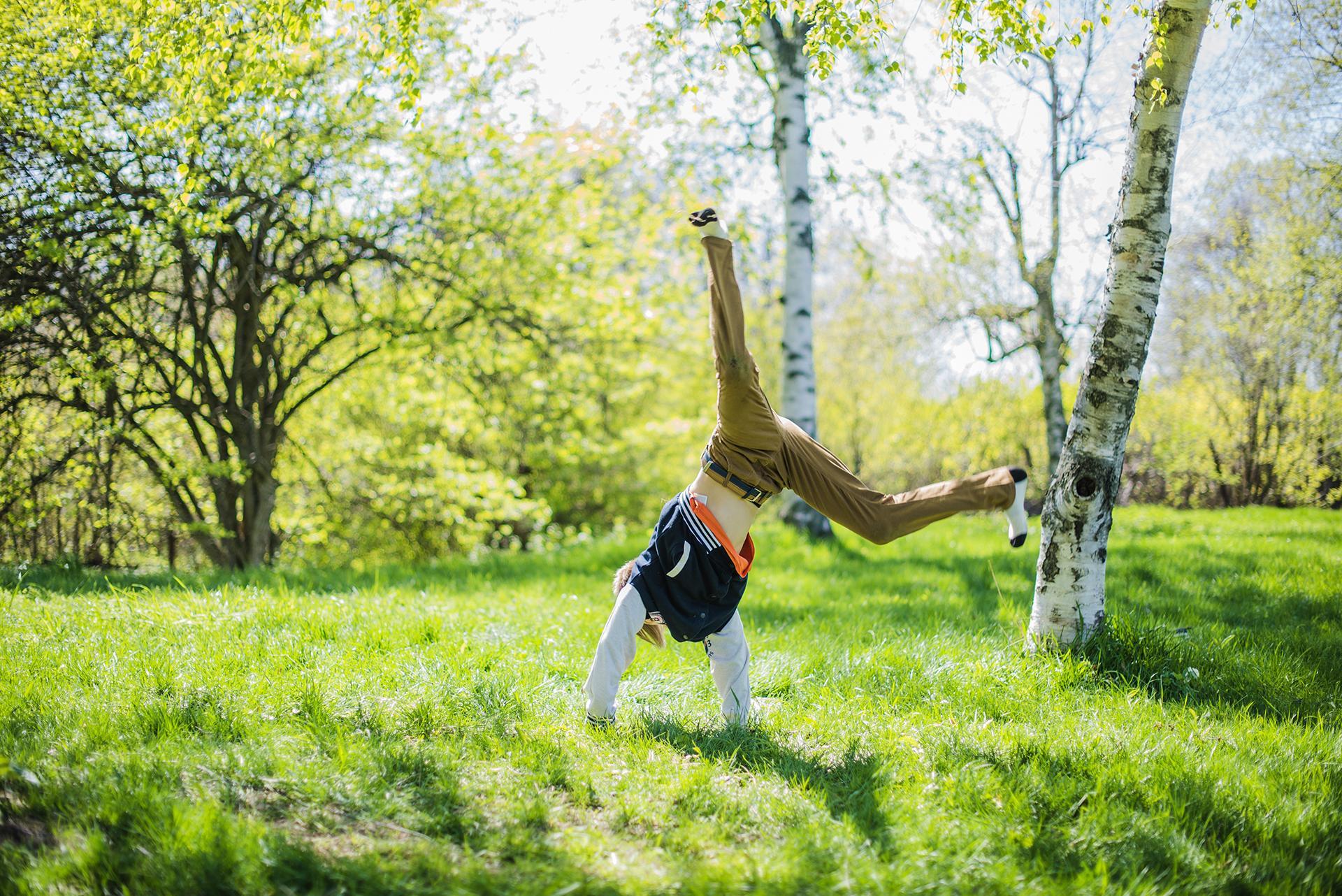 Habilitats acrobàtiques