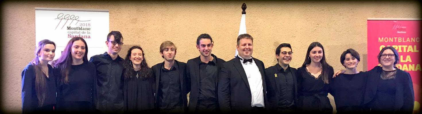 Concert de l'Orquestra de Cambra Peret Ganxet