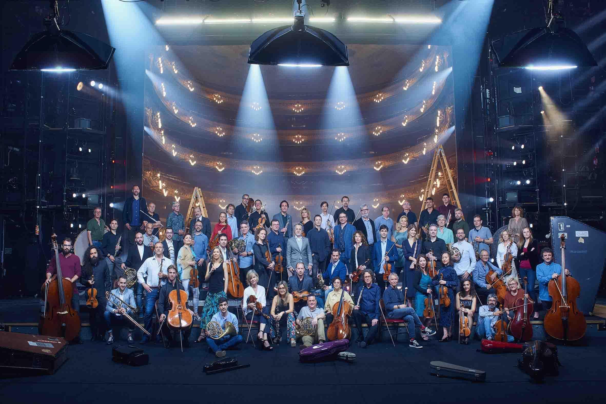 Orquestra Simfònica del Gran Teatre del LiceuE