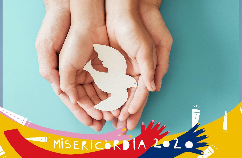 Misericòrdia 2020: Contes per la Pau amb On és la Pau, a càrrec de Roser Bonet, amb motiu del Dia Internacional de la Pau