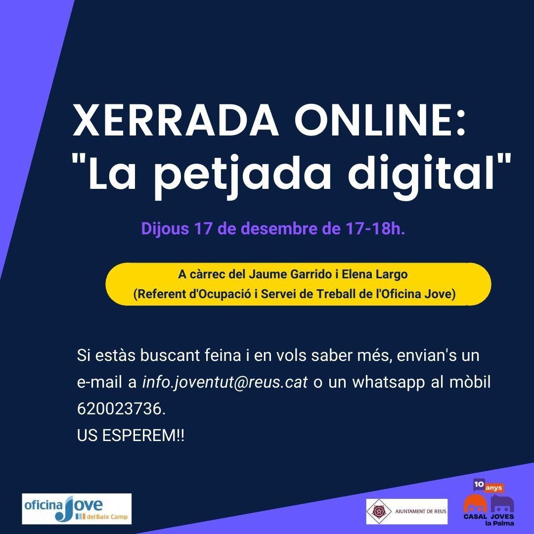 Xerrada online: