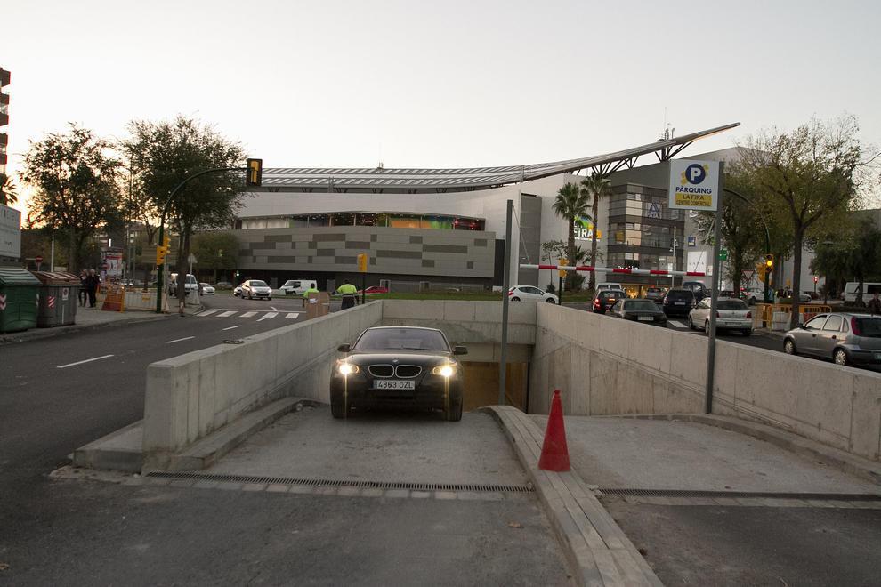 Pàrquing de La Fira Centre Comercial