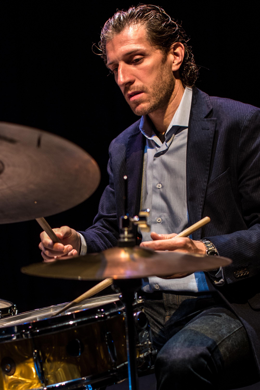 Reus Jazz Cava: Lluís Capdevila, Joan Motera, Esteve Pi