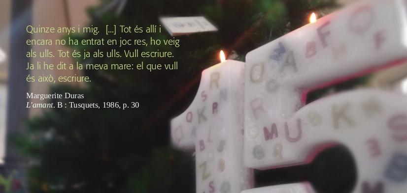 El Nadal que fa 15