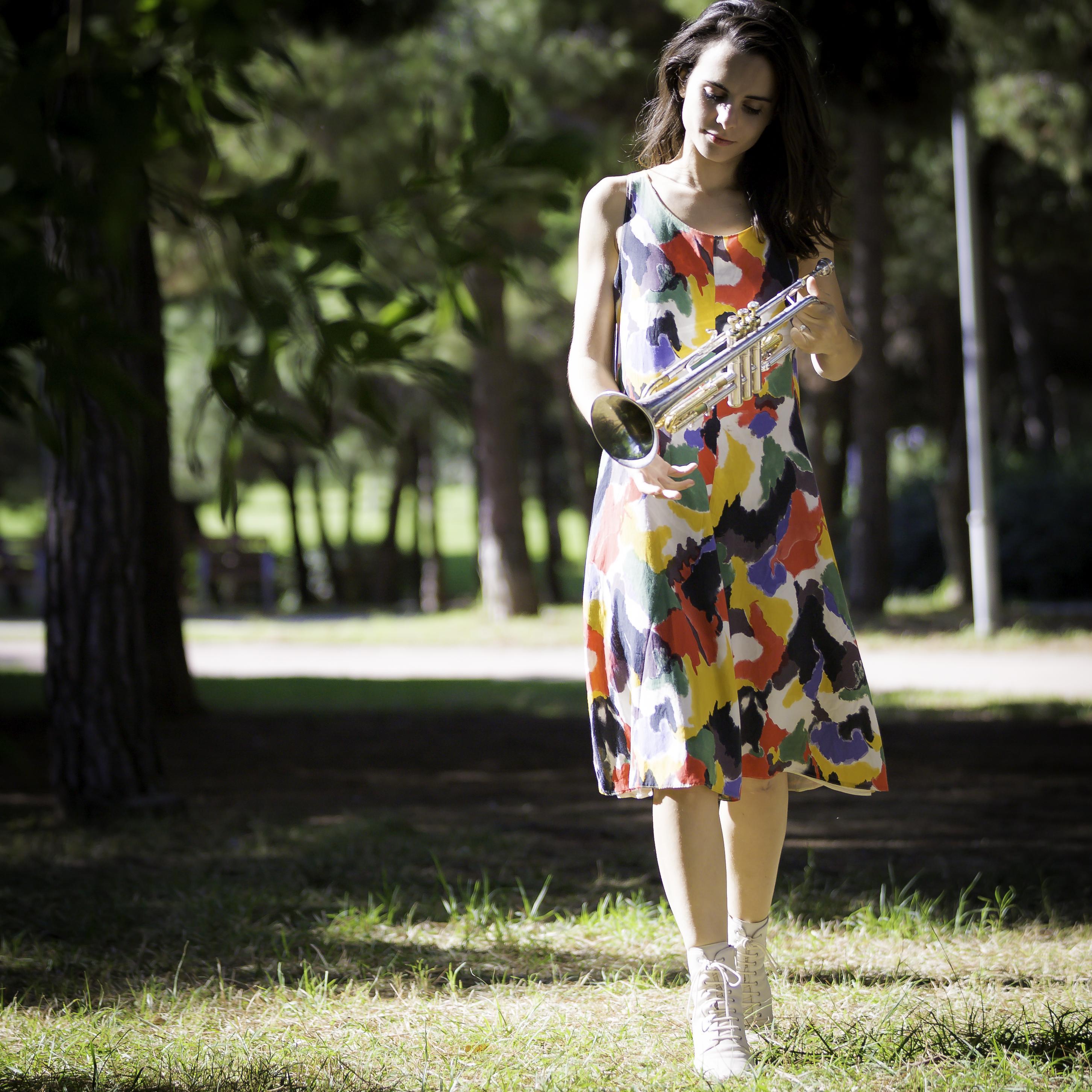 Andrea Motis - CANVI D'HORA