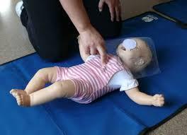 Curs de primers auxilis en nens i nadons