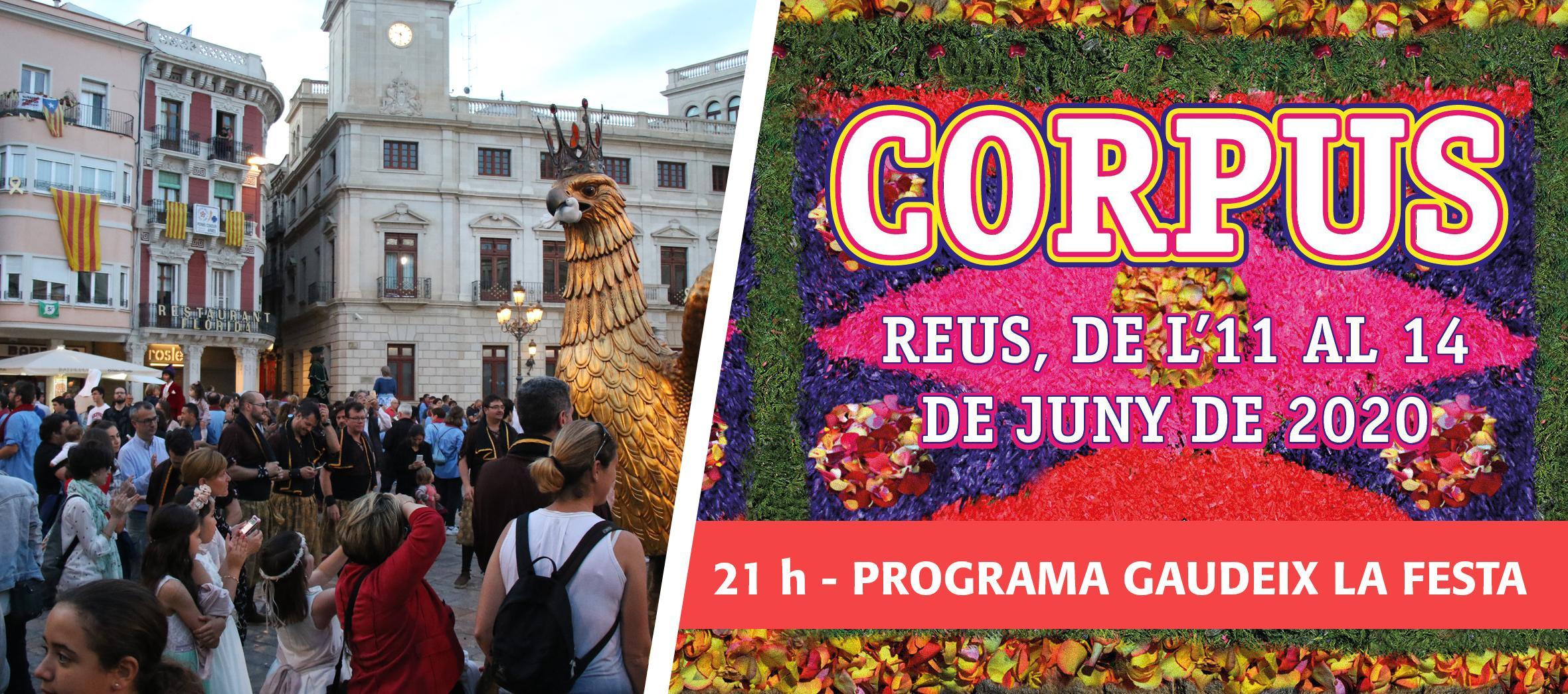 Corpus 2020: emissió del programa