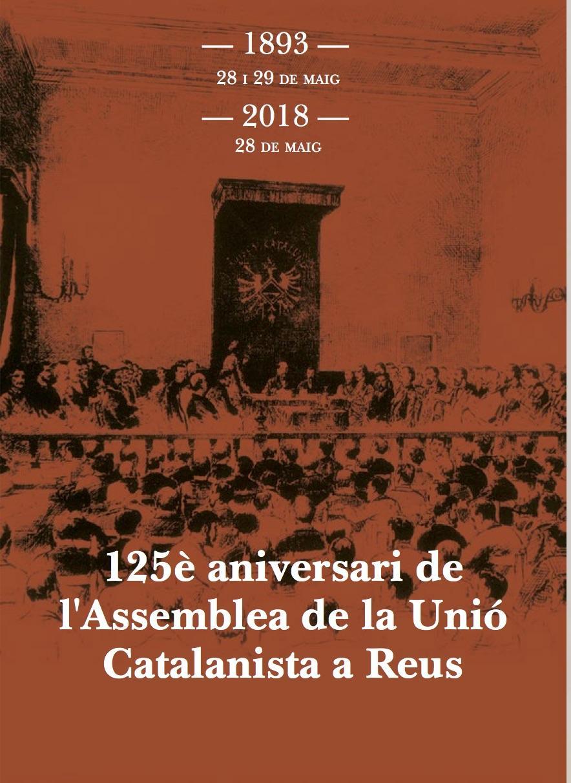Exposició 125è aniversari de la segona assemblea de la Unió Catalanista